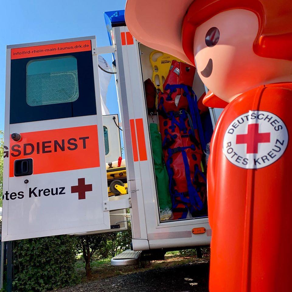 Foto Jugendrotkreuz Wiesbaden