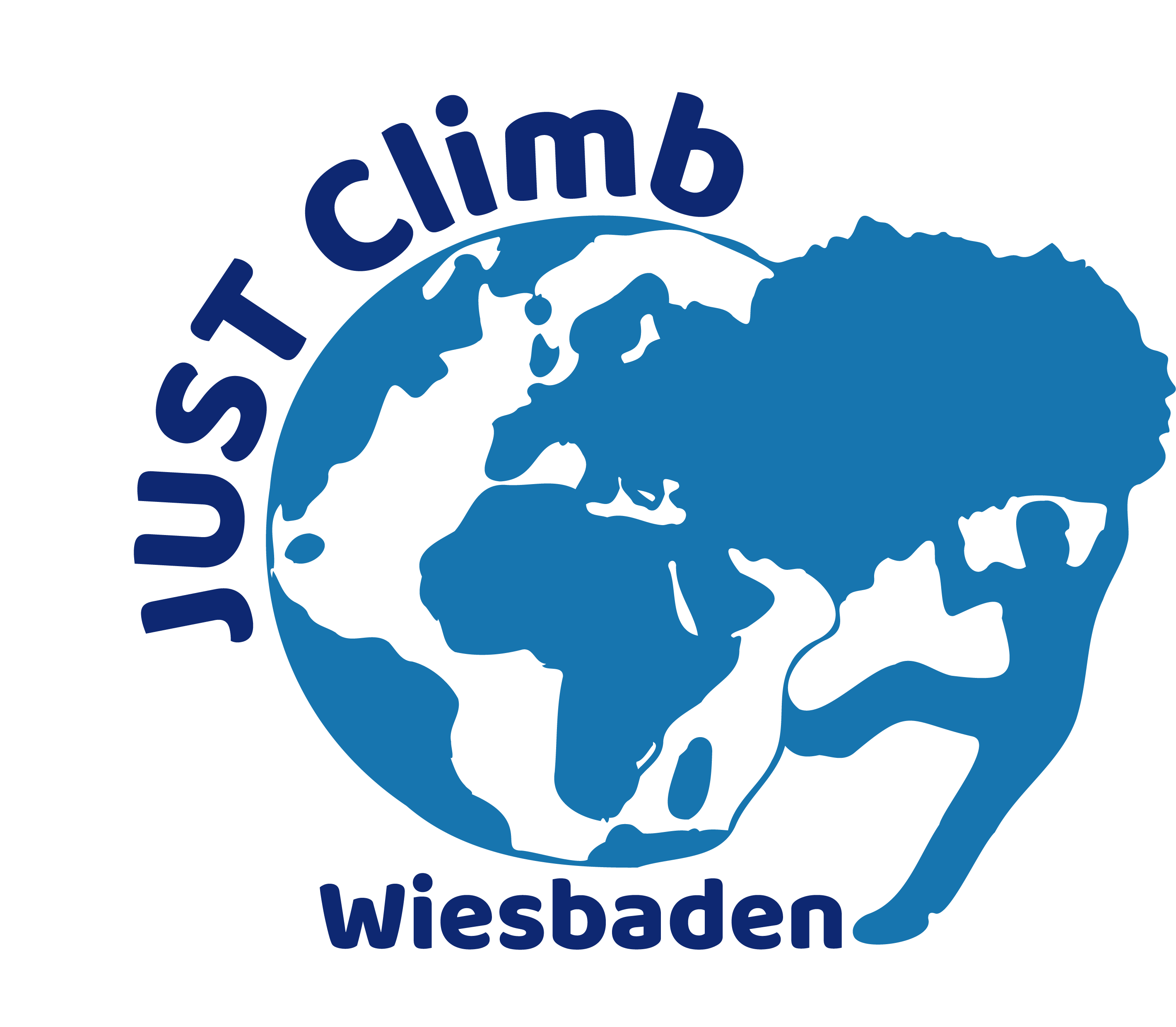 Logo JUST Climb