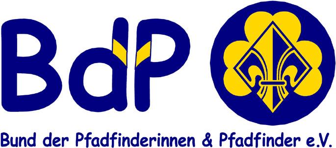 Logo Bund der Pfadfinderinnen und Pfadfinder