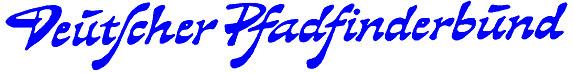 Logo Deutscher Pfadfinderbund