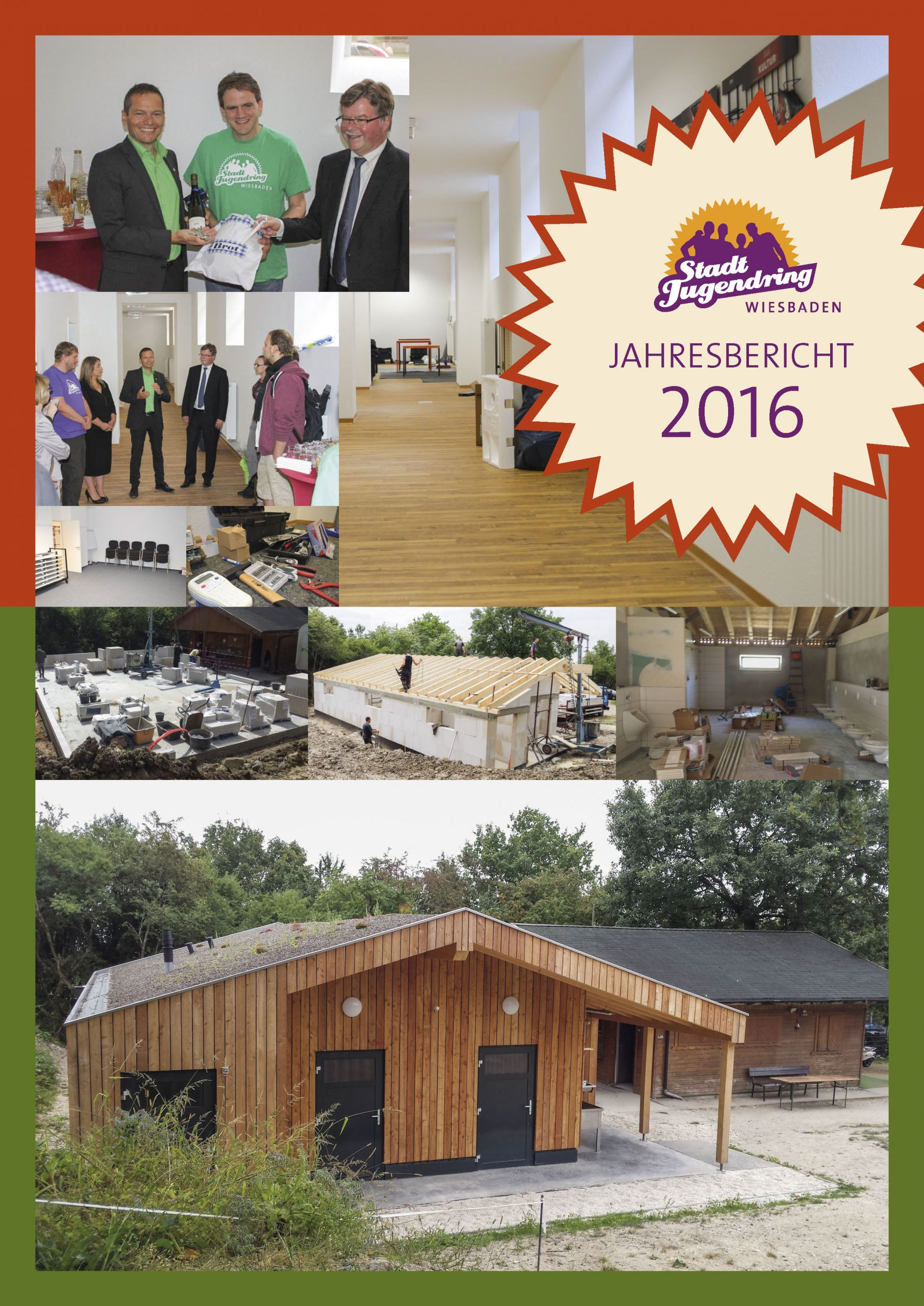 SJR Jahresbericht 2016