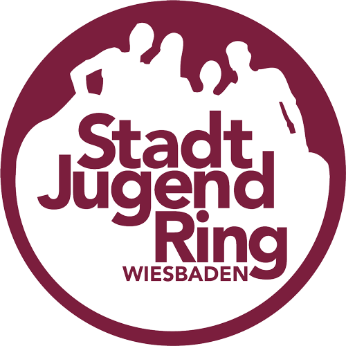 Logo Stadtjugendring Wiesbaden