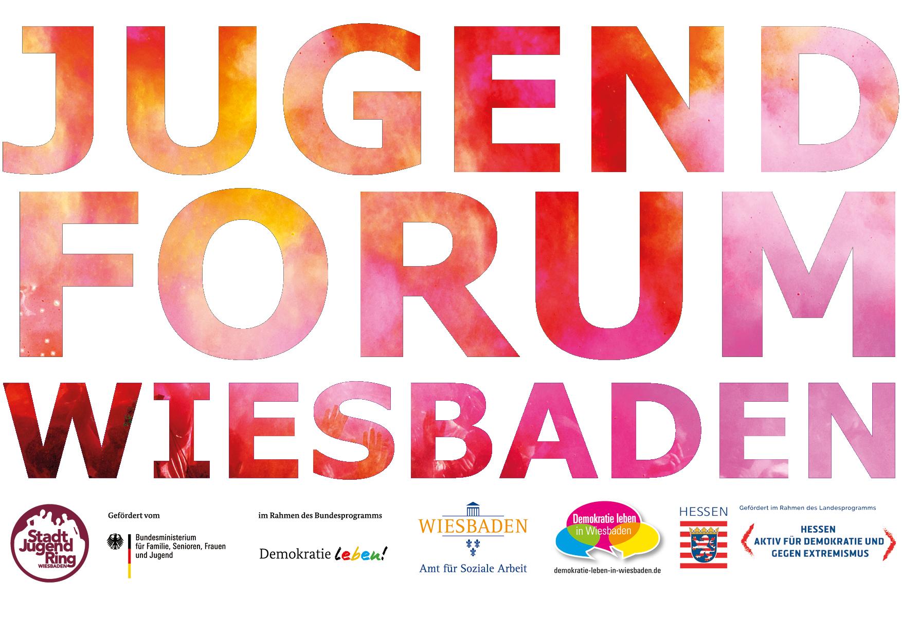 Logo Jugendforum