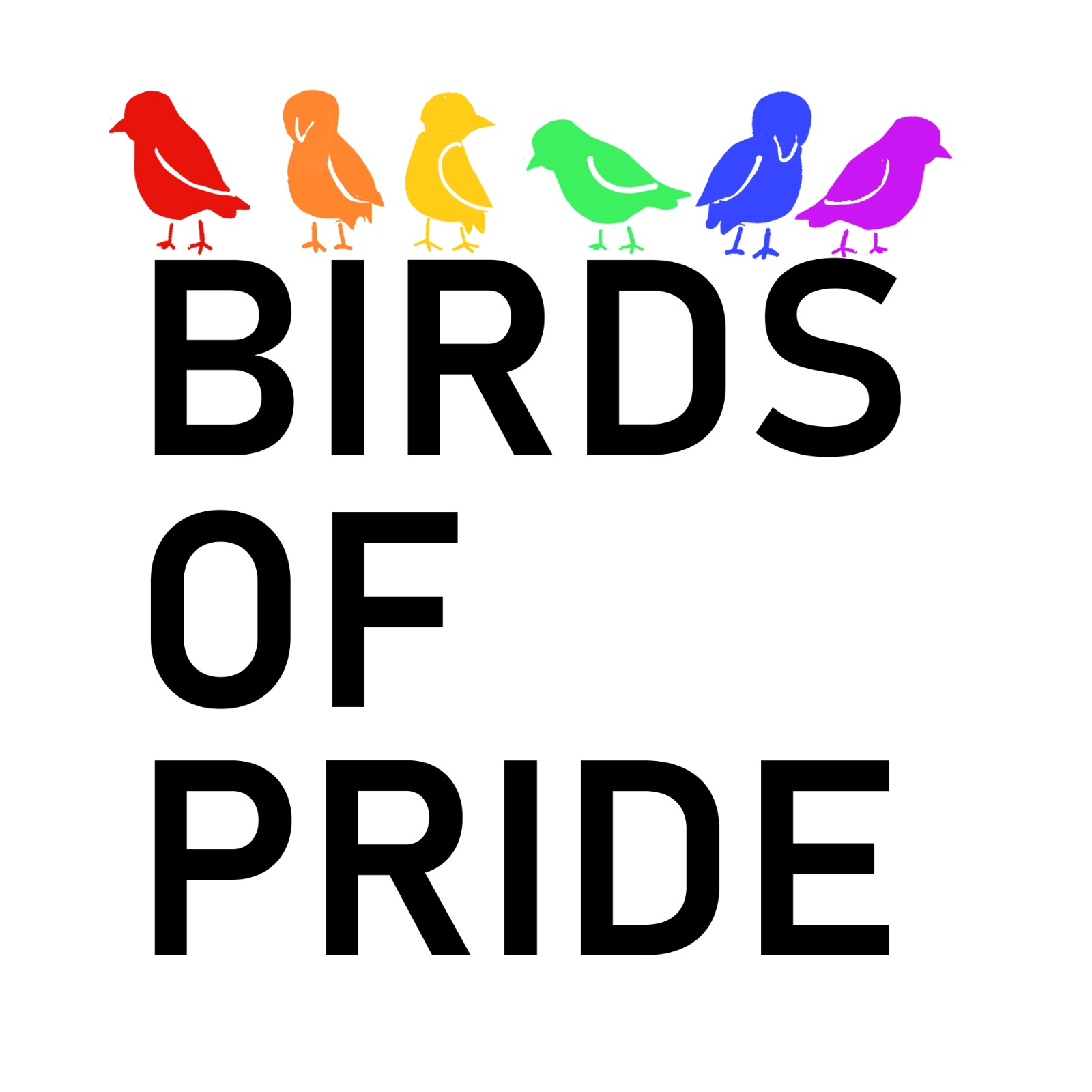 Logo Birds of Pride