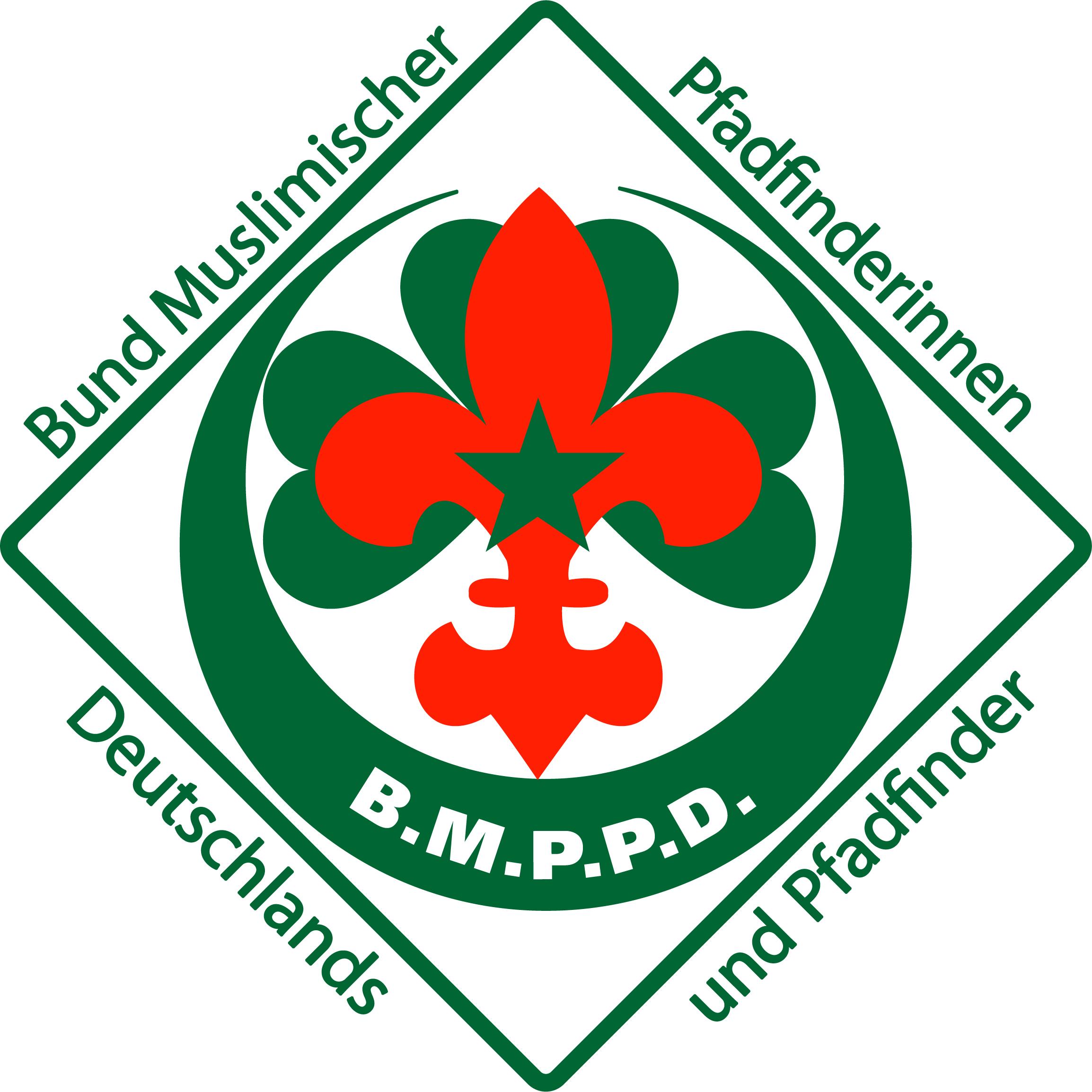 Logo Bund Muslimischer Pfadfinderinnen und Pfadfinder Deutschlands